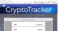 CryptoTracker Pro